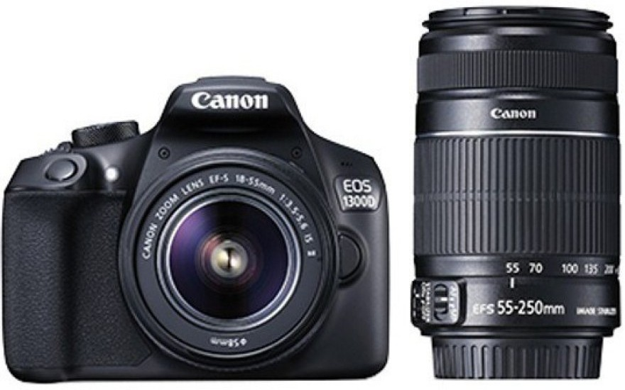 Deals | Canon 1300D DSLR Limited stocks