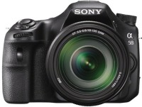 Sony Alpha SLT-A58M DSLR Camera (Body only)(Black)