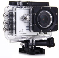 Sjcam Sjcam Sj 5000 Wifi Silver _1 Sjcam 5000 Wifi 0001 Sports & Action Camera(Silver)
