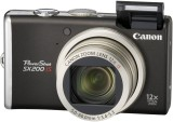 Canon SX200 Metal Body Advanced Point & ...