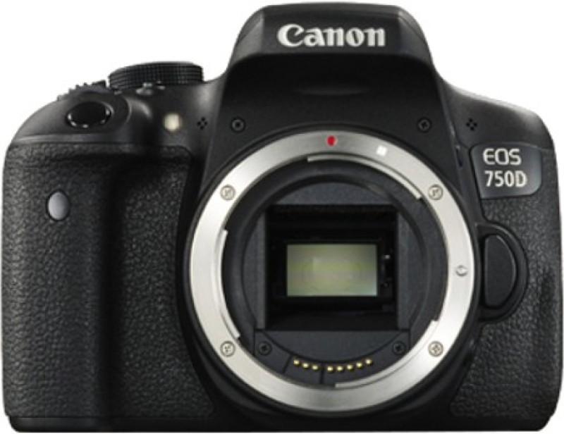 Canon EOS 750D (Body only) DSLR Camera EOS 750D