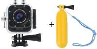 Sjcam Sj Sjcam M10 plus Float Gopro Mount _15 170  A  HD wide-angle lens Sports & Action Camera(Black)