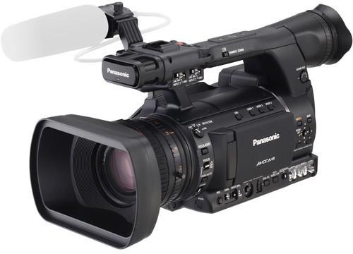 Panasonic AG-AC160AEN AVCCAM Video Camera Camcorder Camera(Black)