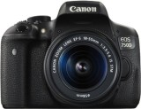 Canon EOS 750D (Kit -EF-S 18 - 55 mm IS ...