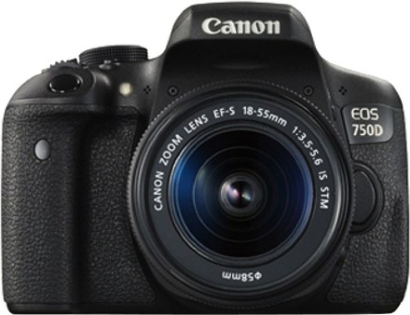 Canon EOS 750D (Kit -EF-S 18 - 55 mm IS...
