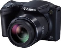 Canon SX410 IS Point & Shoot Camera(Black)