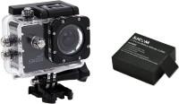 SJCAM Sjcam4000Sj_11 Sjcam sj4000 Wifi black  1Battery Sports & Action Camera(Black)