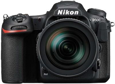 Nikon D500 16-80 VR DSLR Camera(Black)