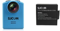 SJCAM sjcamm20 _007_Battery Lens f  2.99mm     Camcorder Camera(Blue)