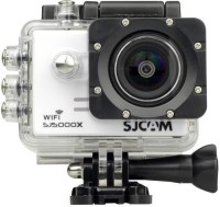 SJCAM sjcam5000x _016 Lens f  2.99mm     Camcorder Camera(White)
