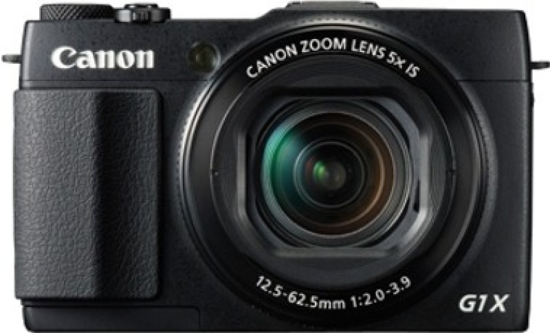 Canon PowerShot G1X Mark II Point & Shoot Camera G1X Mark II