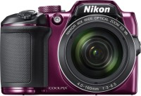 Nikon Coolpix B500 Point & Shoot Camera(Purple)