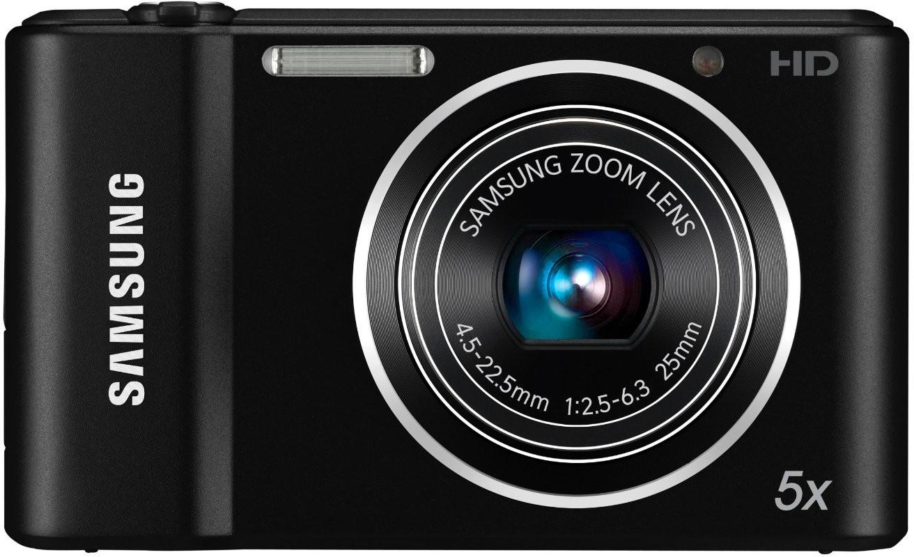 SAMSUNG ST66 Point & Shoot Camera(Black)
