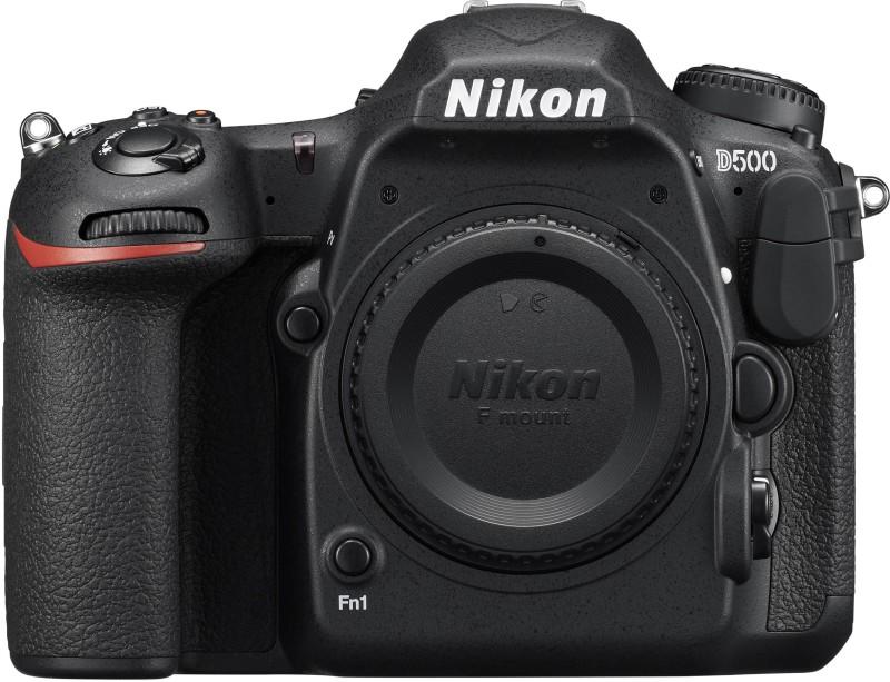 Nikon DSLR D500 Body DSLR Camera