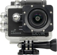 Sjcam SJCAMSJ5000XWIFIBLACK SJCAMSJ5000WIFIBLACK Sports & Action Camera(Black)
