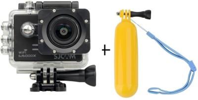 Sjcam Sj Sj Sjcam 5000X Wifi Float Gopro Mount _27 170 degree wide angle Sports & Action Camera