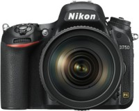 Nikon D750 DSLR Camera (Body only)(Black)
