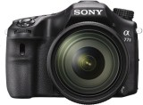 Sony ILCA-77M2Q DSLR Camera with SAL1650...