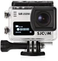 SJCAM SJ6 18-55 mm Sports & Action Camera(Silver)