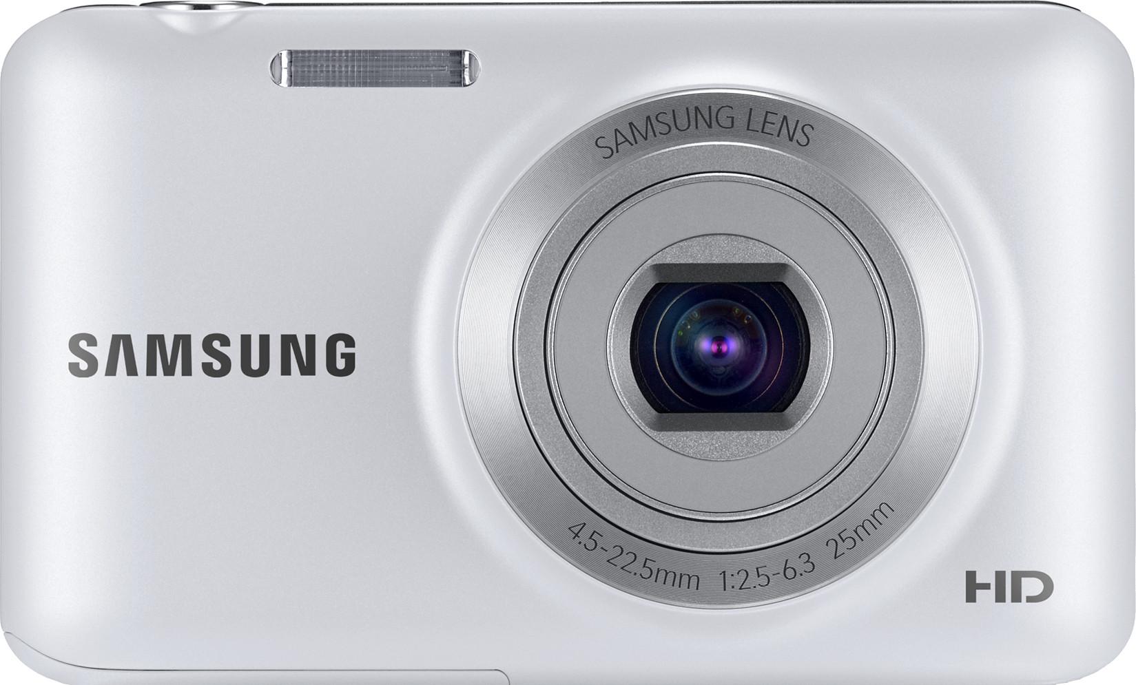 SAMSUNG ES95 Point & Shoot Camera(White)