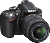 Nikon D3200 DSLR Camera (Body with AF-S DX NIKKOR 18-55mm f/3.5-5.6G VR II Lens)(Black)