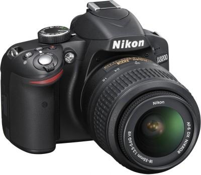 Nikon D3200 (Body with AF-S DX NIKKOR 18...