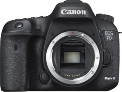 Canon EOS 7D Mark II (Body only) DSLR Camera(Black)