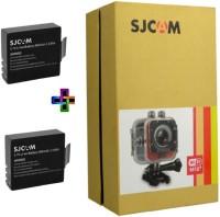 Sjcam SJCAMM10PLUSWIFIBLACK 2Battery SJCAMM10PLUSWIFIBLACK 2Battery Sports & Action Camera(Black)