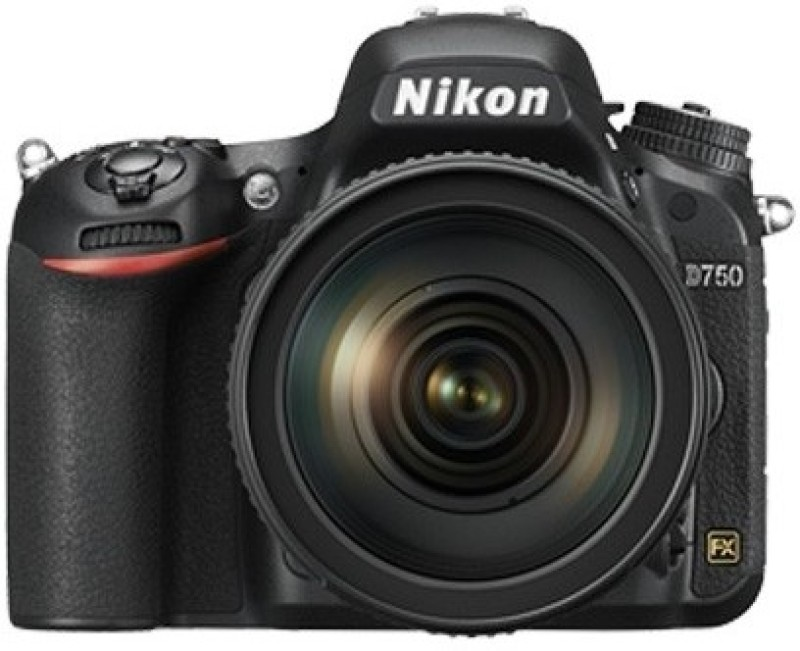 Nikon D750 Body with 24-120mm VRLens Body With 24-120mm VR Lens D750 Body with 24-120mm VRLens