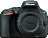 Nikon D5500 (Body only) DSLR Camera (Bla...