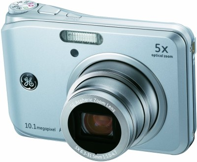 GE Powershot A1050 6.3-31.5mm Point & Shoot Camera