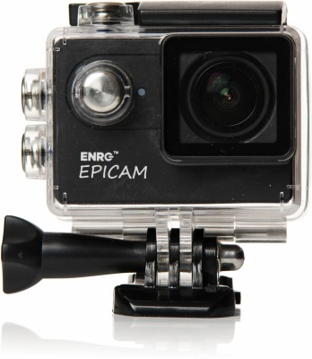 ENRG Epicam 4K 12MP Waterproof Action Camera