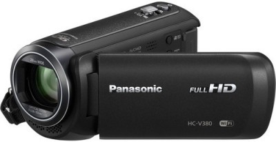 Panasonic High Definition HC-V380K Full ...