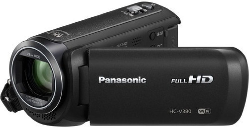 Panasonic High Definition HC-V380K Full HD Camcorder Camera HC-V380K