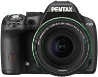 Pentax K 50 (Body with DA 18-135 mm WR Lens) DSLR Camera
