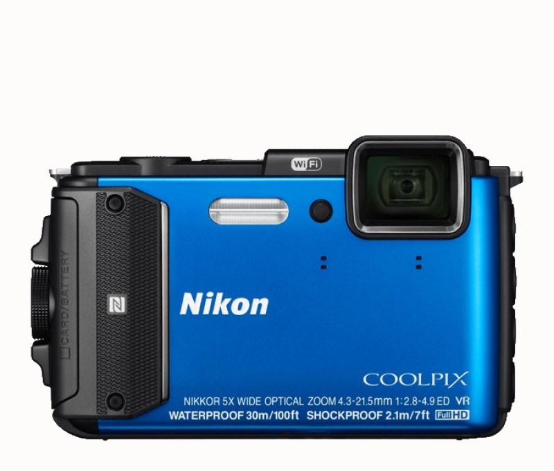 Nikon Coolpix AW130 Point & Shoot Camera AW130