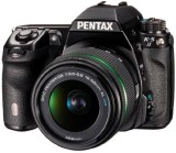 Pentax K 5 II DSLR Camera (Body only) (Black)