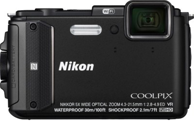 Nikon Coolpix AW130 Point & Shoot Camera