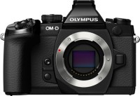 Olympus OM-D E-M1 Only Body Mirrorless Camera(Black)