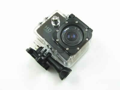"Wonder World â""¢ 1080P Cam Holder Sports & Action Camera(Black)"