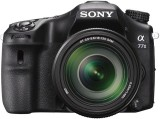 Sony ILCA-77M2M DSLR Camera with SAL1813...