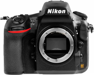Nikon D810(Body only) Body Only DSLR Camera(Black)