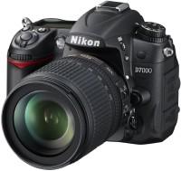 Nikon D7000 DSLR Camera (Body with AF-S DX NIKKOR 18-105 mm F/3.5-5.6 G ED VR)(Black)