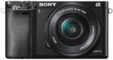 Sony ILCE-6000L with SELP1650 Lens Mirro...