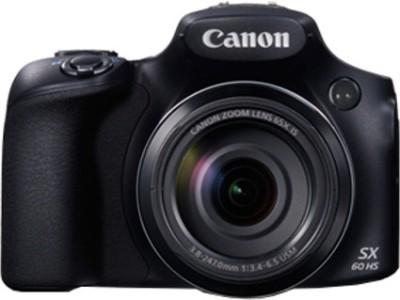 Canon PowerShot SX60 HS Advanced Point & Shoot Camera