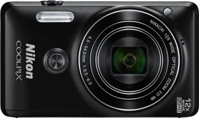 Nikon Coolpix S6900 Point & Shoot Camera