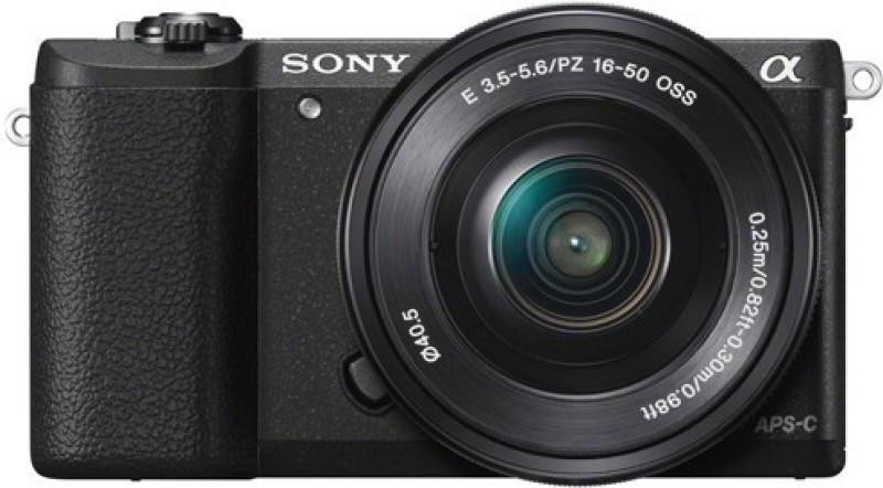 Sony ILCE-5100L/B AP2 Mirrorless Camera ILCE-5100L/B AP2