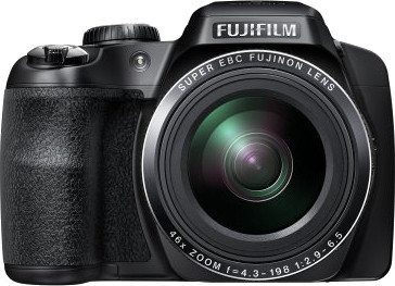 Fujifilm S 8500 Advanced Point & Shoot Camera(Black)