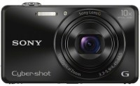 Sony DSC-WX220 Point & Shoot Camera(Black)