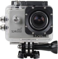 SJCAM Sjcam 4000 Sj _15 Sjcam 4000 Wifi black + 2Battery Sports & Action Camera(Black)